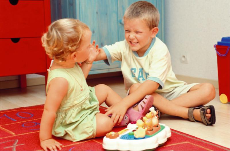 Психологические игры для коррекции агрессивного поведения детей