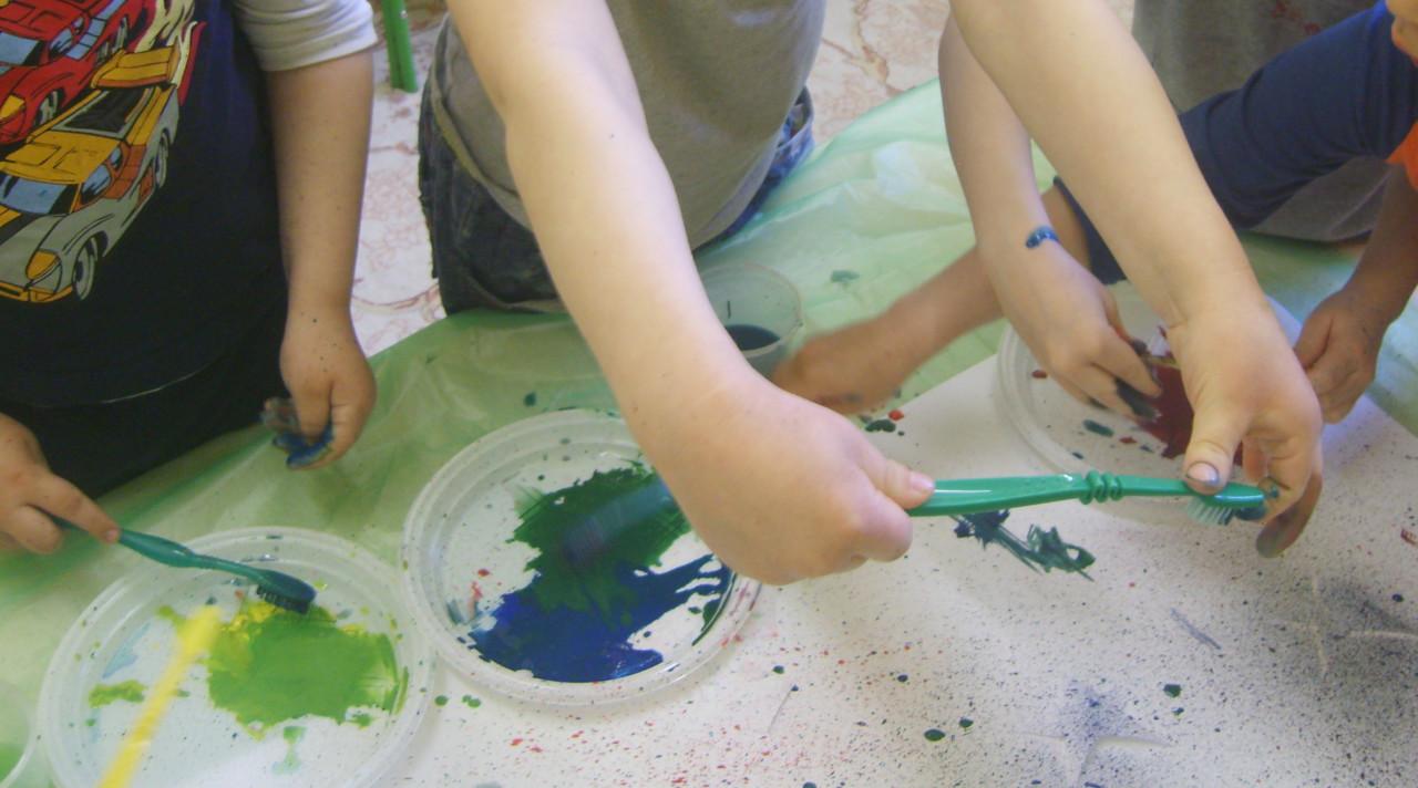 Изотерапия для дошкольников