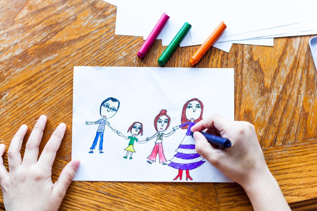 "Методика ""Рисунок семьи"""